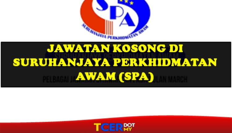 Jawatan Kosong Di Suruhanjaya Perkhidmatan Awam Malaysia ...